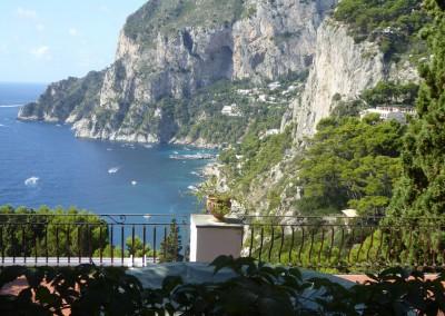 Capri, Gärten des Augustus 2