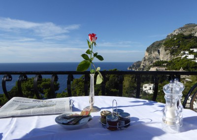 Capri, Hotel
