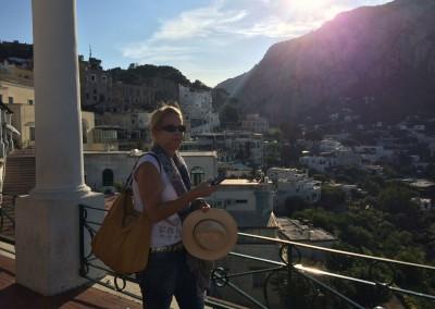 Capri, Kirsten