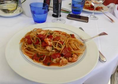 Capri, Pasta