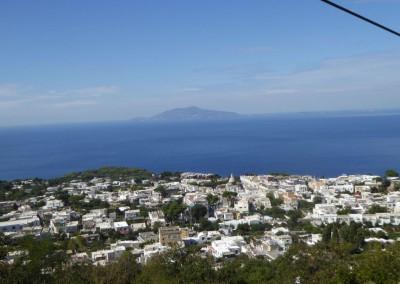 Capri, Seilbahn Anacapri