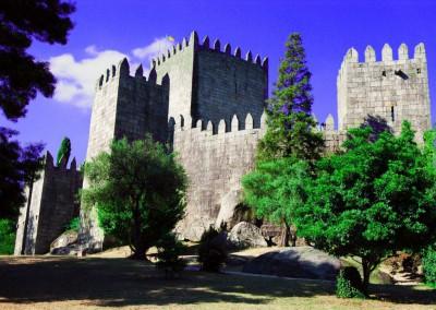 Burg von Guimaraes