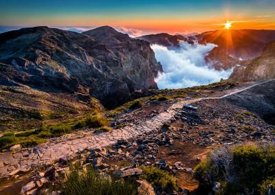 Levada-Wanderung-Madeira
