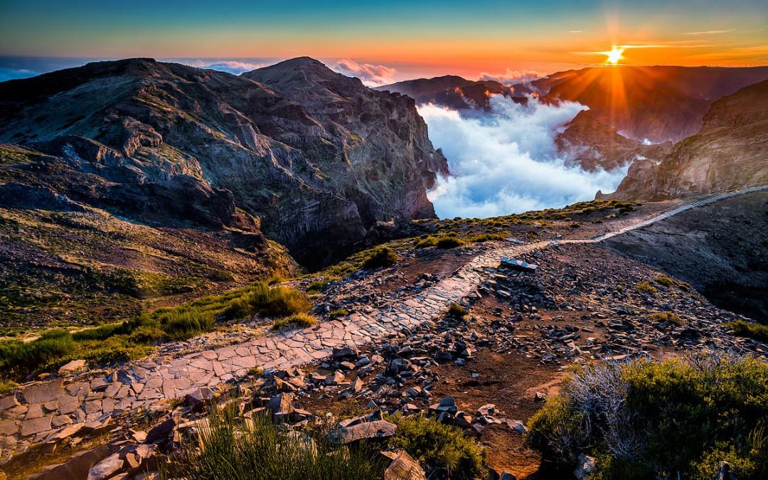 Madeira, Blumeninsel im Atlantischen Ozean