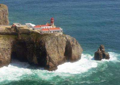 Sagres - Kap Hl. Vizenz - Leuchtturm