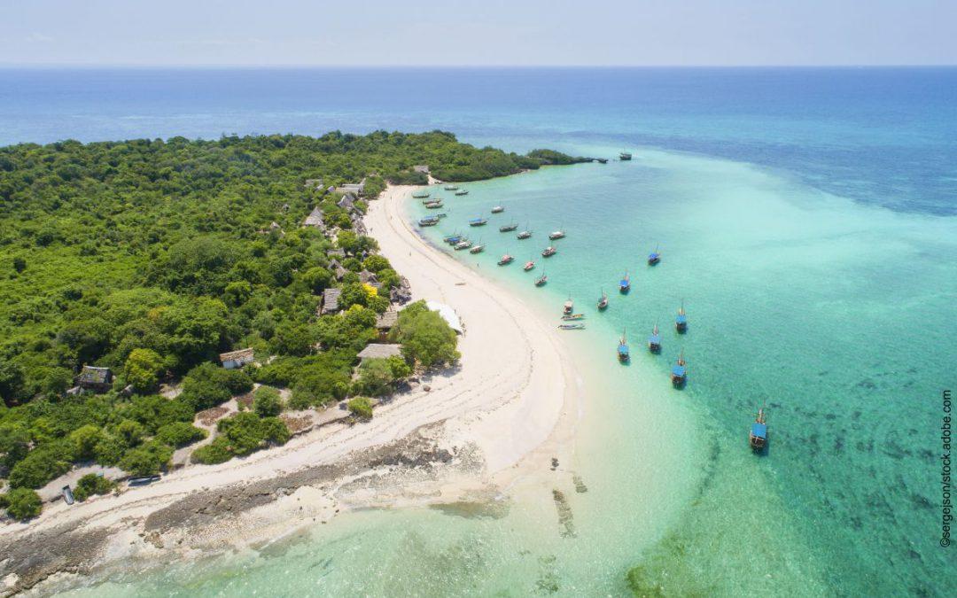 Exklusive Safari in Tansania und Traumstrände auf Sansibar