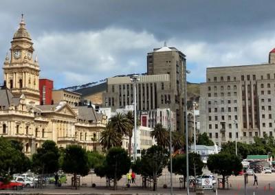 Skyline, Kapstadt
