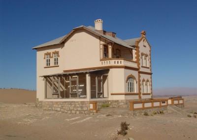 Kolmanskop, Lüderitz