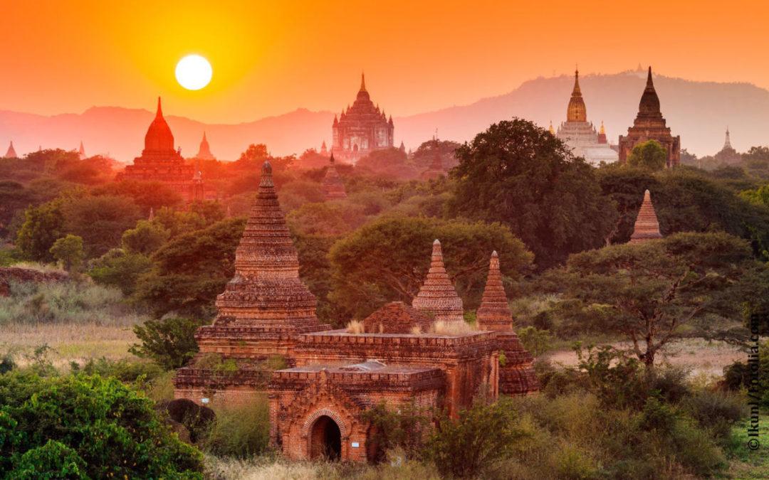 """Myanmar – """"Das goldene Land"""""""