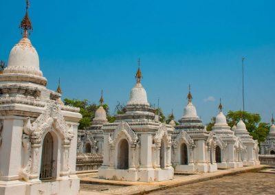 Kuthodaw Pagoda© Anna ART/Fotolia