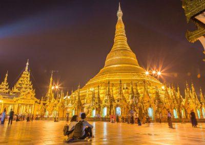 Shwedagon pagoda© firstyahoo/Fotolia