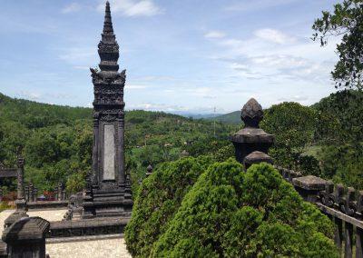 Hue - Khai Dinh Tomb© exotravel