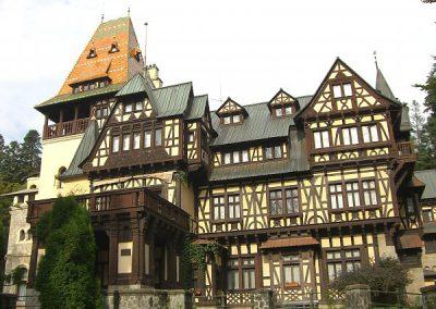 Sinaia - Schloss Pelisor©Quality Tours